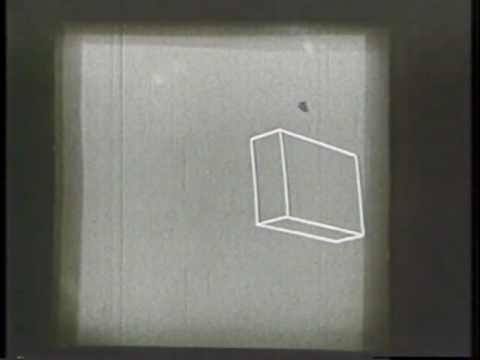 Sketchpad (1963) 3 of 3 - 3D Graphics