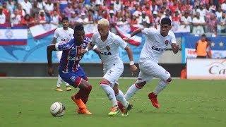Bahia 2 x 1 Vitória - Campeonato Baiano 2018 - FINAL