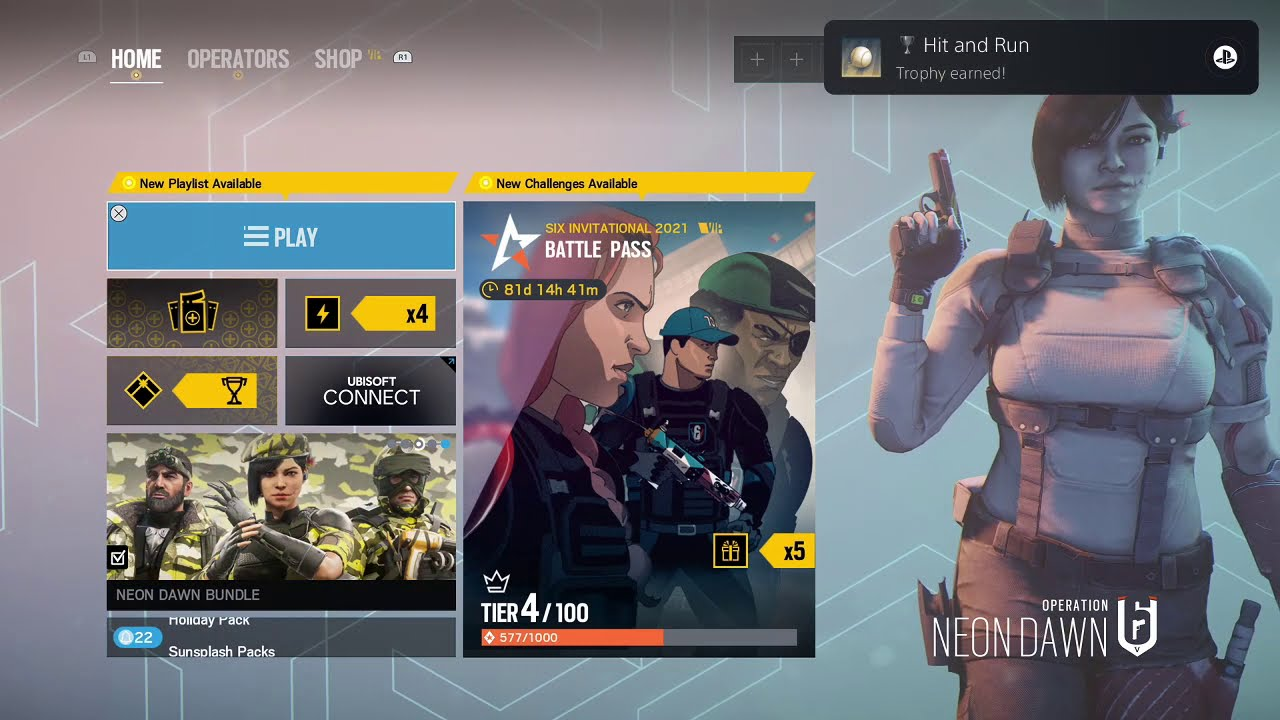 Download Solution to Error Code CE-108255-1 (R6 Siege for the PS5)