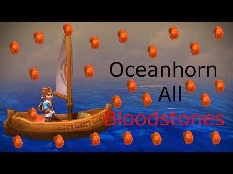 Oceanhorn All Bloodstones
