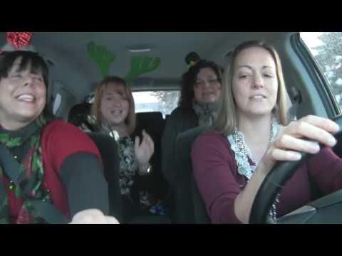 St. Theresa's Catholic High School Staff Carpool Karaoke