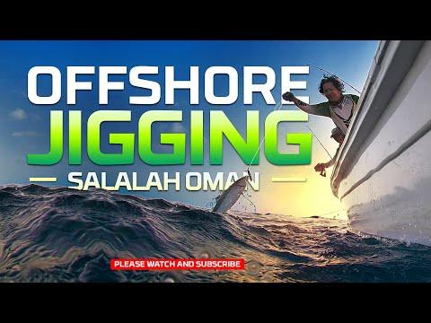 Offshore Fishing Salalah Oman