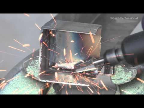 Видео обзор: Шлифмашина прямая BOSCH GGS 28 LCE