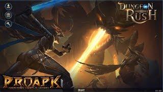 Dungeon Rush: Rebirth Gameplay Android / iOS