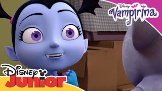 Vampirina: Momentos Mágicos - ¡Vampirina salva a Gregoria! | Disney Junior Oficial