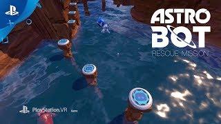 ASTRO BOT Rescue Mission - Evolving Gameplay Trailer | PSVR