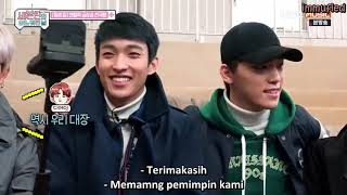 [INDOSUB] Seventeen - One Fine Day in Japan Ep. 5
