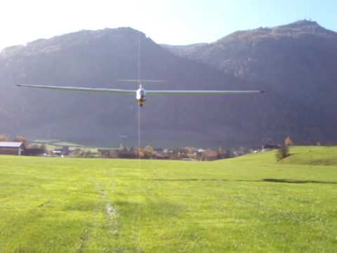 Überflug Pilatus B4