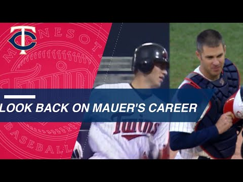 Look back on Joe Mauer's most memorable moments
