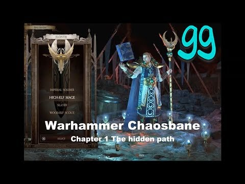 Warhammer Chaosbane Chapter 1 The hidden path  