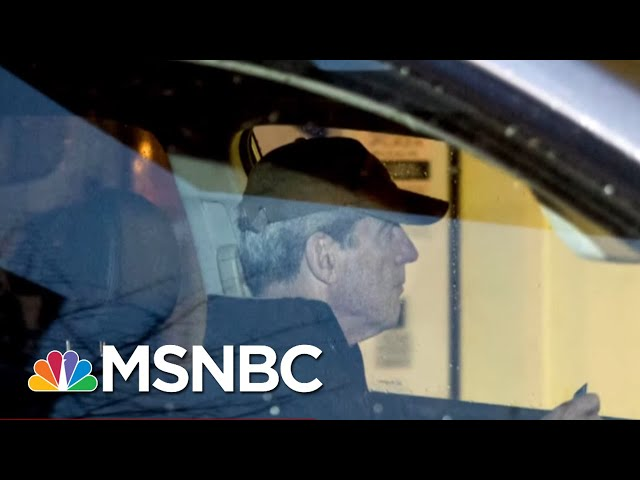 What James Comey Wants From The Mueller Report | Hardball | MSNBC