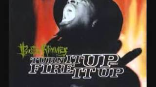Busta Rhymes - Turn It Up (remix) Fire It Up (Clean)  (1998).wmv