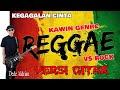 REGGAE VS METAL, Kegagalan Cinta by Dede Aldrian