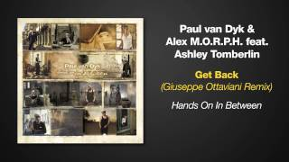 [7.74 MB] Hands On In Between - Paul van Dyk ft. Ashley Tomberlin - Get Back (Giuseppe Ottaviani Remix)