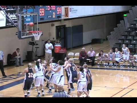 2009 Metro State Women's Basketball vs No. 3 Fort Lewis ...