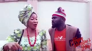 Chief Imo Comedy || Chief Imo and sister Maggi Valentine special