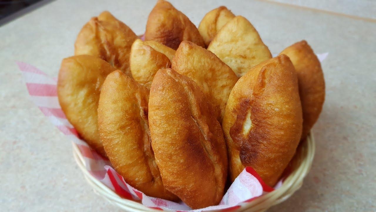 Наши любимые ПИРОЖКИ С ГОРОХОМ, цыганка готовит. Gipsy cuisine.
