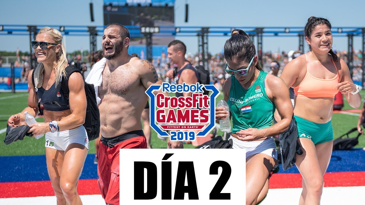 Crossfit Games 2019 Día 2 Nos Quedamos Sin Latinos Youtube