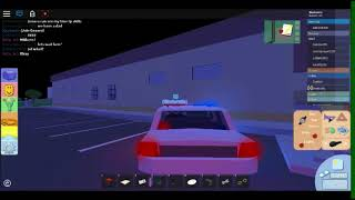 IF THIS WAS AN EASTENDERS POLICE CAR CRASH roblox
