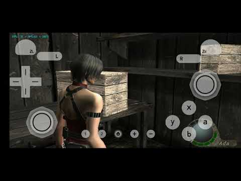 Resident Evil 4 mod cheat Android dolphin emulator mmj apk