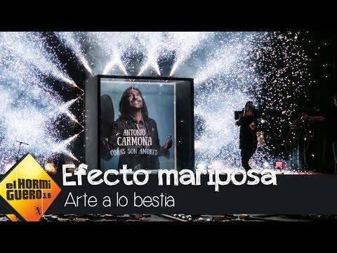 El efecto mariposa de Antonio Carmona en 'El Hormiguero' - El Hormiguero 3.0
