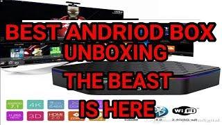 TV BOX UNBOXING LA MEJOR ANDROID BOX