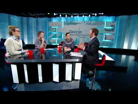 The Panel: Grant Lawrence, Naomi Snieckus and Paul Bates on GST (1/7/14)
