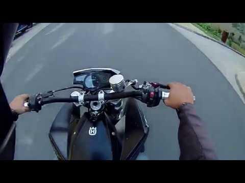 A ultima filmagem de mota em Luanda, Benfica, Patriota