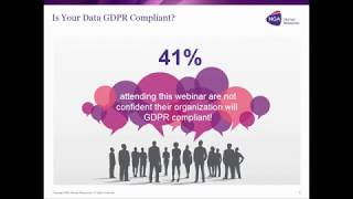 A Practical GDPR Guide for HR & Payroll Professionals