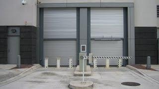 Rytec Spiral® High-Speed Door