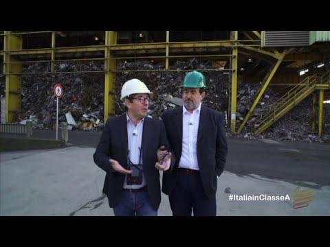 Efficienza energetica, Italia in Classe A e l'acciaio sostenibile