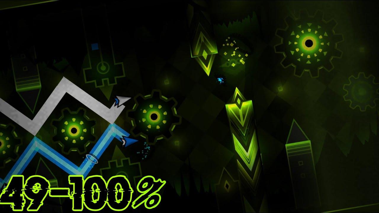 The Golden 49-100% | Progress #1 | The Top #1 Demon
