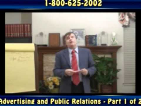 Dental Internet Marketing Consultant Speaks Public Relations Pt.1