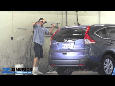 Vehicle Detailing In Madison Wisconsin At Auto Dealership Zimbrick