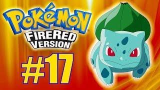 Pokemon Fire Red Walkthrough - Part 17 - Biking on Water & Seafoam Islands!