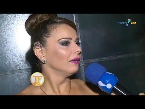 Viviane Araújo declara que usou anolizantes e fará novela da Rede Globo