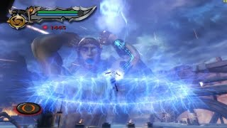 God of War 2 - PCSX2 1.5.0 - 1440p 60FPS