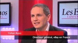 Interview de Yohan RUSO, Directeur général, eBay en France