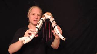 4 chamber Mayan Chord Flute ((( Root Flute )))