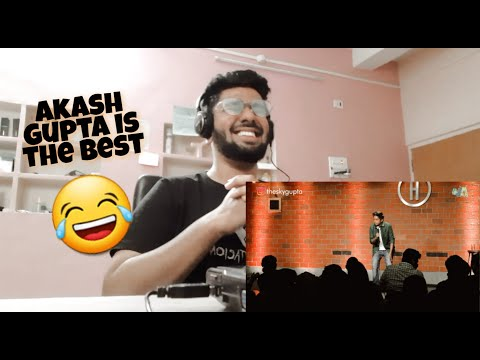 Reaction to Sarojini Nagar | Excuse Me Brother | Stand-Up Comedy by Aakash Gupta