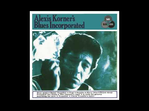 alexis korner's blues incorporated, Night time is the right time