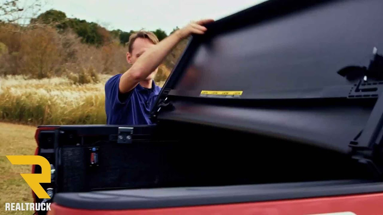 Gator Tri Fold Tonneau Cover Fast Facts On A 2016 Toyota Tacoma Youtube