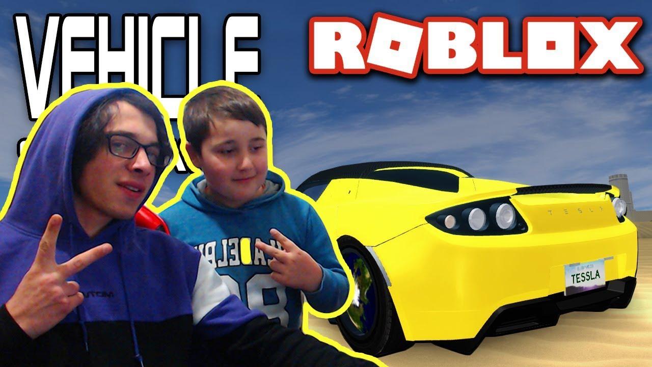 ცუდი გზაა – დათუნასთან ერთად | Roblox Vehicle Simulator