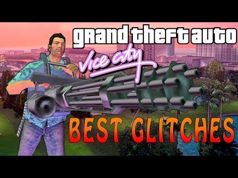 Grand Theft Auto Vice City Best Glitches
