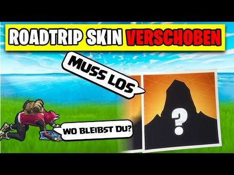 NEUES Update? 😱 Roadtrip Skin VERSCHOBEN | Fortnite Woche 7 Aufgaben Deutsch German