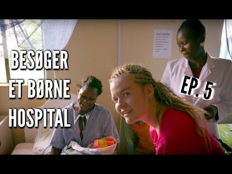 JEG BESØGER ET HOSPITAL // Min tur til Kenya