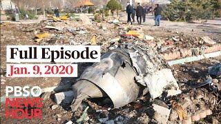PBS NewsHour West live episode, Jan 9, 2020
