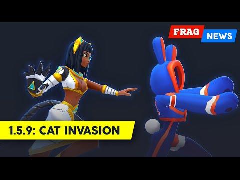 Cat Invasion (FRAG Mews 1.5.9)