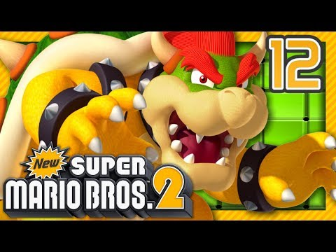 COMBAT CONTRE BOWSER ! | NEW SUPER MARIO BROS 2 EPISODE 12 CO-OP NINTENDO 3DS FR