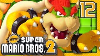 combat contre bowser new super mario bros 2 episode 12 co op nintendo 3ds fr